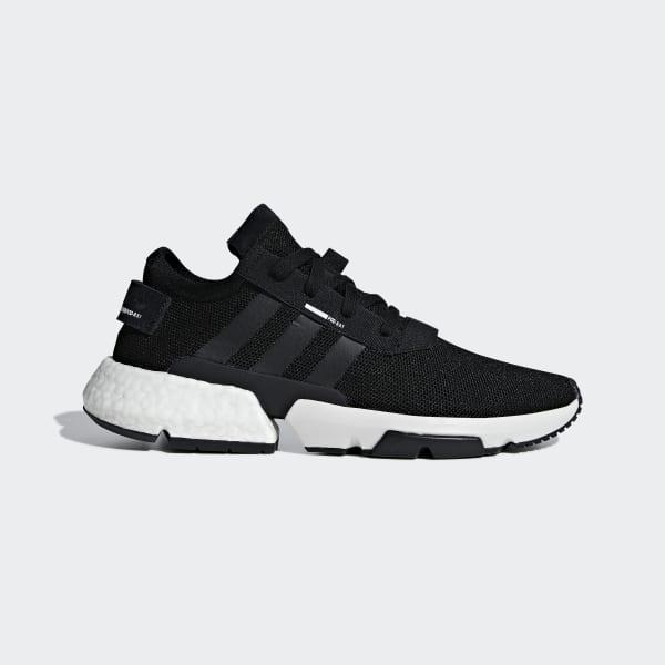 POD-S3.1 Schoenen zwart B37366