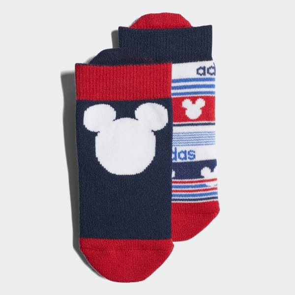 Disney Mouse Socks 2 Pairs Multicolour CV7179