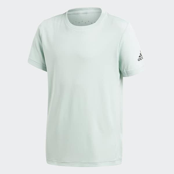 Training Climachill Shirt groen CF7140