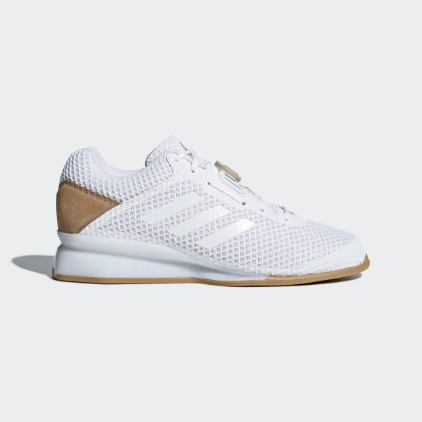 Leistung 16 II Schuh weiß AC6977