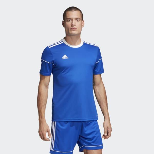 Camiseta Squadra 17 Azul S99149