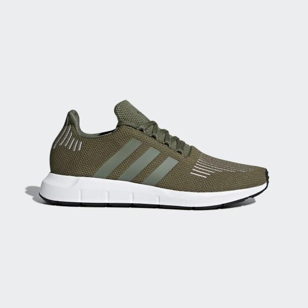 Swift Run Schuh grün CQ2108