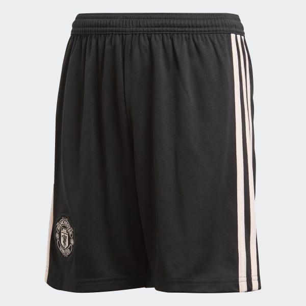 Manchester United Auswärtsshorts schwarz CG0064