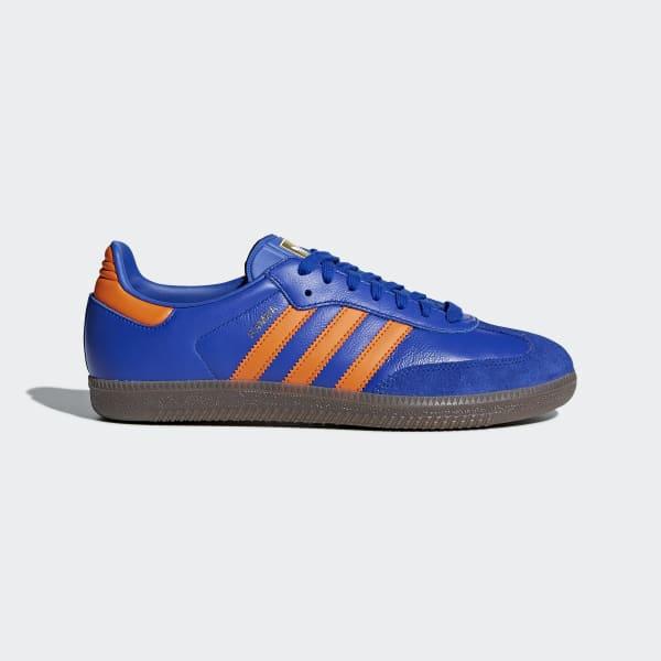 Samba OG Shoes Blue CQ2150