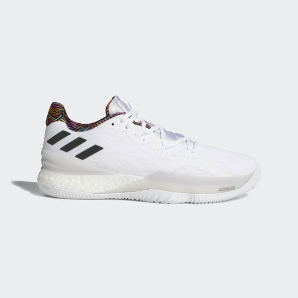 Crazylight Boost 2018 Shoes White BB7157