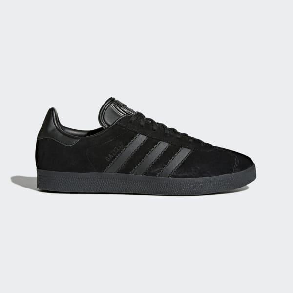 Gazelle Shoes Black CQ2809