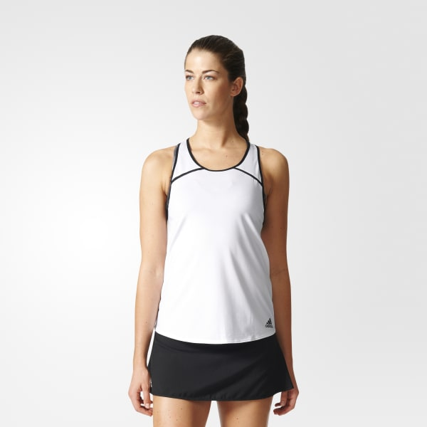 Club Tank Top White B45838