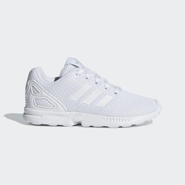 ZX Flux Shoes White BB9103