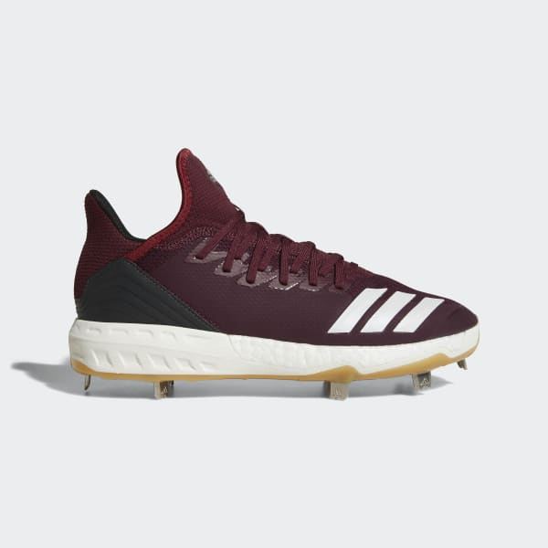 Boost Icon 4 Cleats Red CG5152