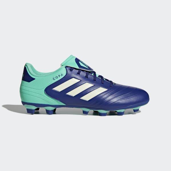 Zapatos de Fútbol COPA 18.4 FxG Azul CP8962