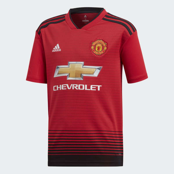 Manchester United Heimtrikot rot CG0048