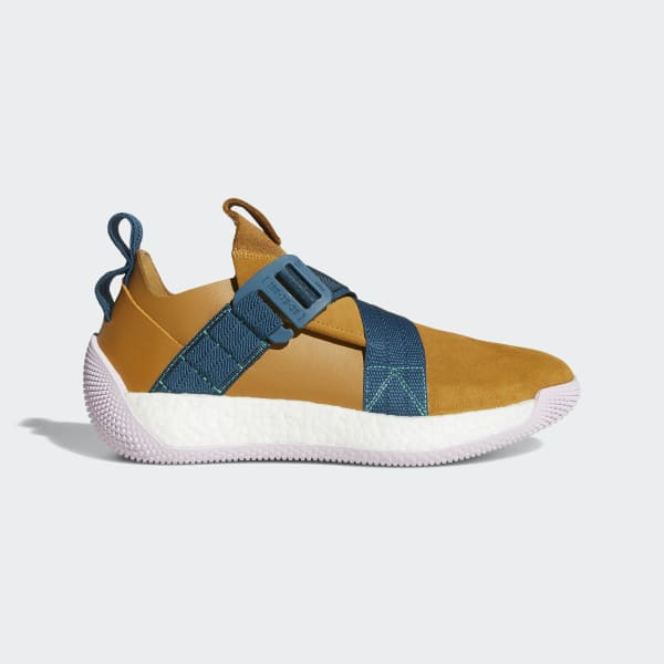 Harden LS 2 Shoes Brown AQ0021