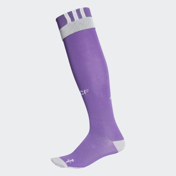 Real Madrid Away Socks 1 Pair Purple AI5170