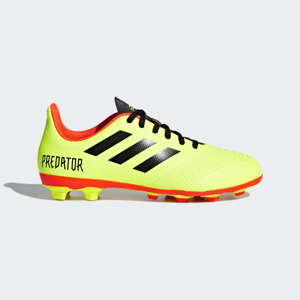 Calzado de Fútbol Predator 18.4 Múltiples Terrenos Niño SOLAR YELLOW/CORE BLACK/SOLAR RED DB2321