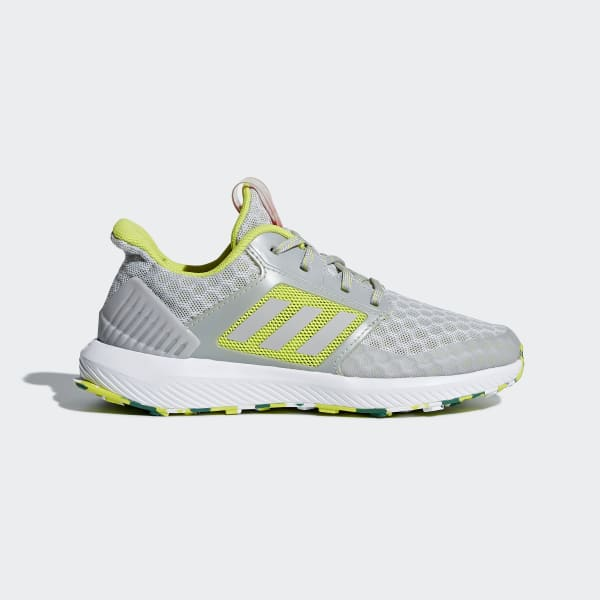 Tenis Rapidarun Cool GREY TWO F17/SEMI SOLAR YELLOW/BOLD GREEN CP9529