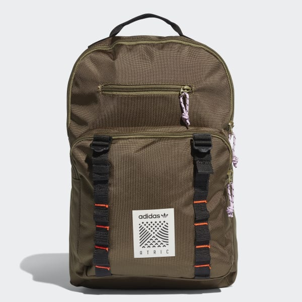 Atric Backpack Small Green DH3269