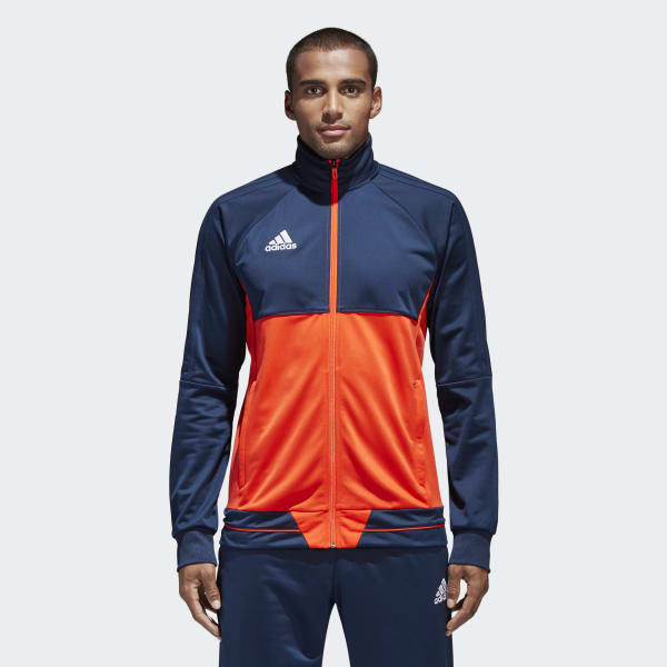 Tiro 17 Training Jacket Azul BQ2601