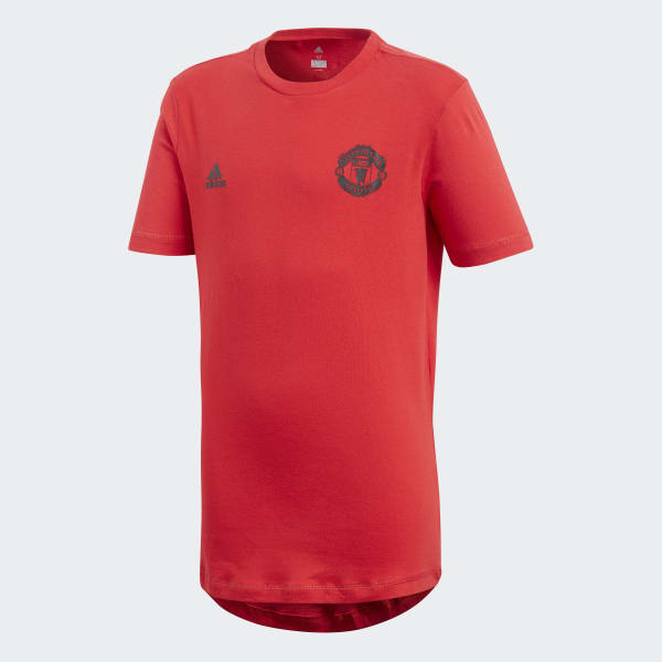 T-shirt Manchester United rouge CV6185