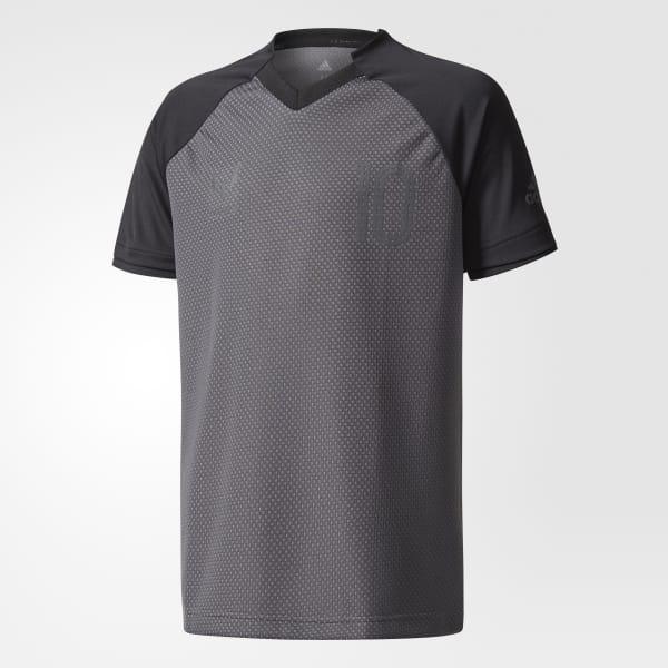 Camiseta Icon Messi Gris CE9291