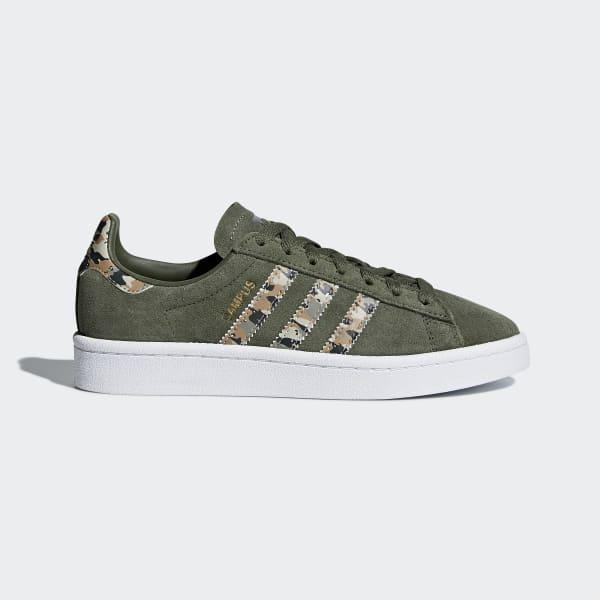 Campus Shoes vert AQ1217