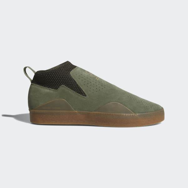 3ST.002 Schoenen groen B22730