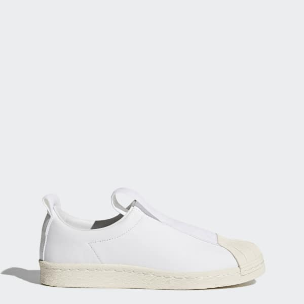 Superstar BW Slip-On Schuh weiß BY9139
