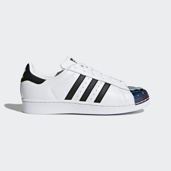 Zapatilla Superstar Metal Toe Blanco CQ2610