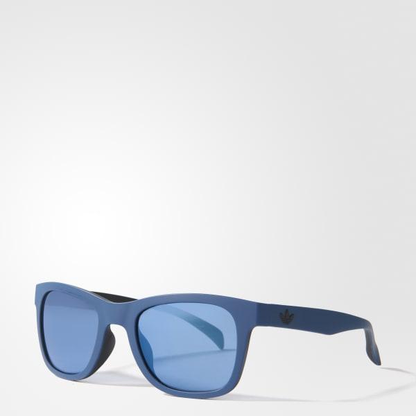 AOR004 Zonnebril blauw BA7049