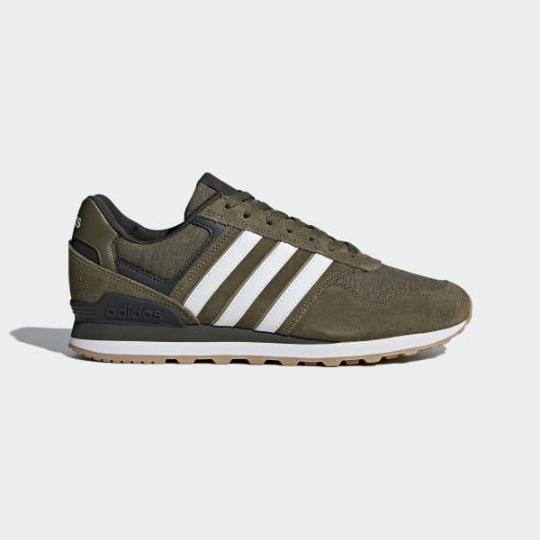 Zapatillas 10K Verde DB0120
