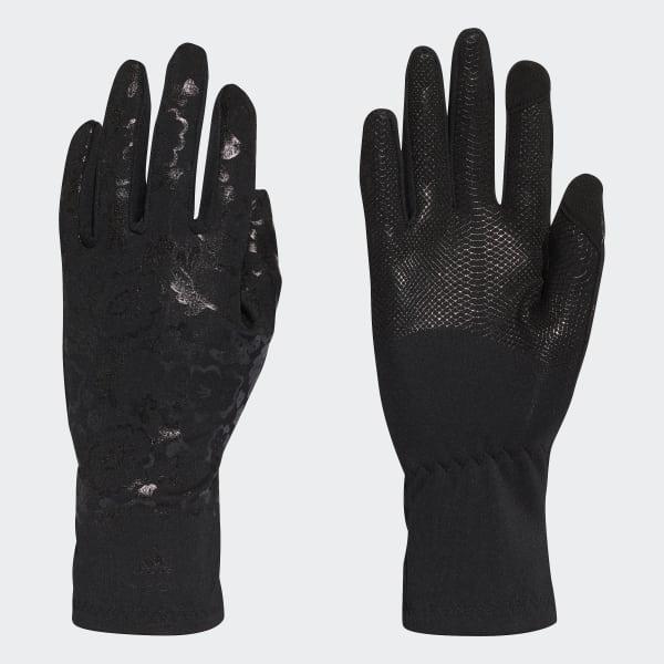 Run Gloves Black CZ5862