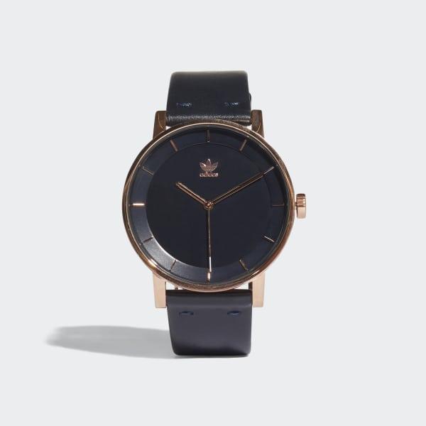 DISTRICT_L1 Horloge roze CJ6330
