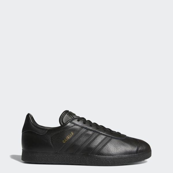 Chaussure Gazelle noir BB5497