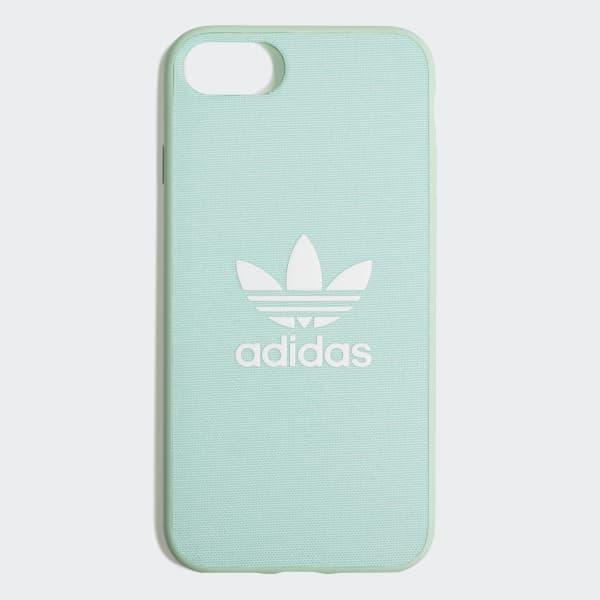 Fabric Snap iPhone 8 Schutzhülle türkis CK6180
