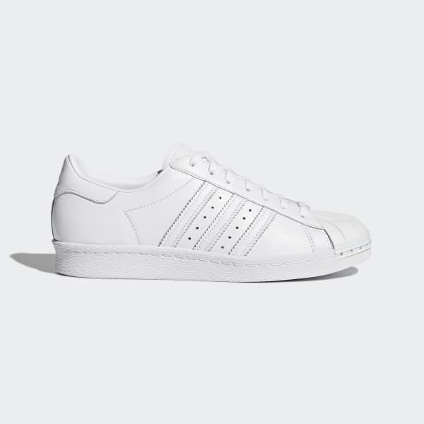 Superstar 80s Schuh weiß S76540
