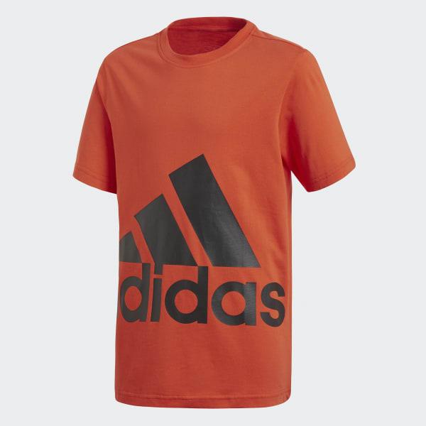 Essentials Big Logo T-Shirt orange CF6522