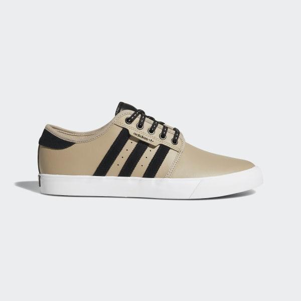 Sapatos Seeley Bege B27788