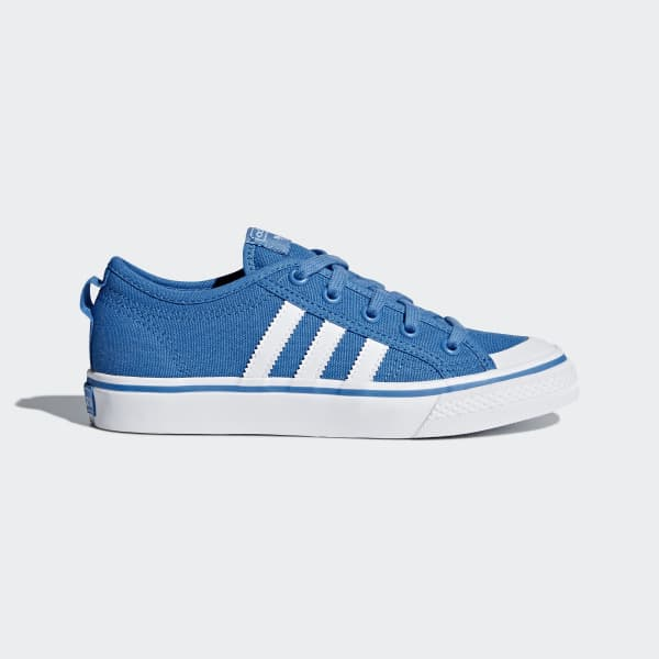 Chaussure Nizza bleu CQ2062