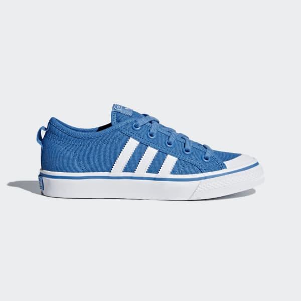 Zapatillas Nizza Azul CQ2062
