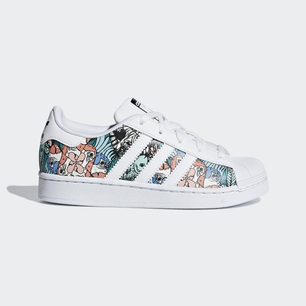 Superstar Shoes White B37277