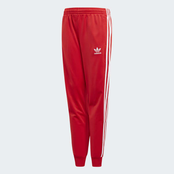 Pantalón SST Rojo CF8560