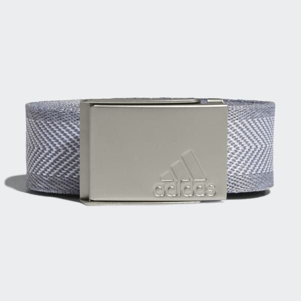 Heather Webbing Belt White CY7506