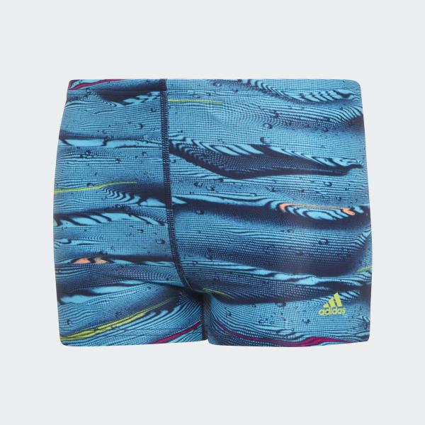 Parley Swim Boxer-Badehose blau DL8756
