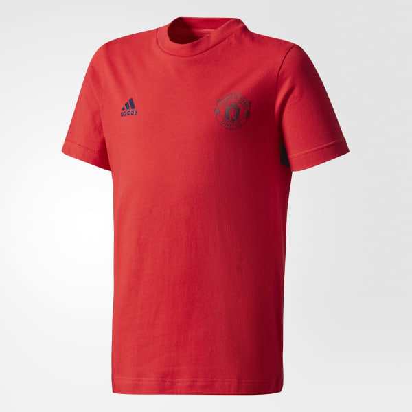 T-shirt Manchester United Rosso CE8899
