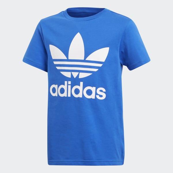 T-shirt Trefoil bleu CF8550