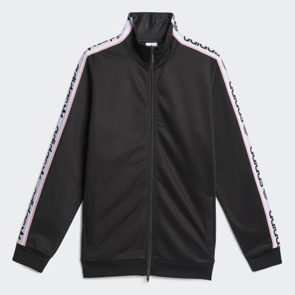 BB Track Jacket Black DZ0093