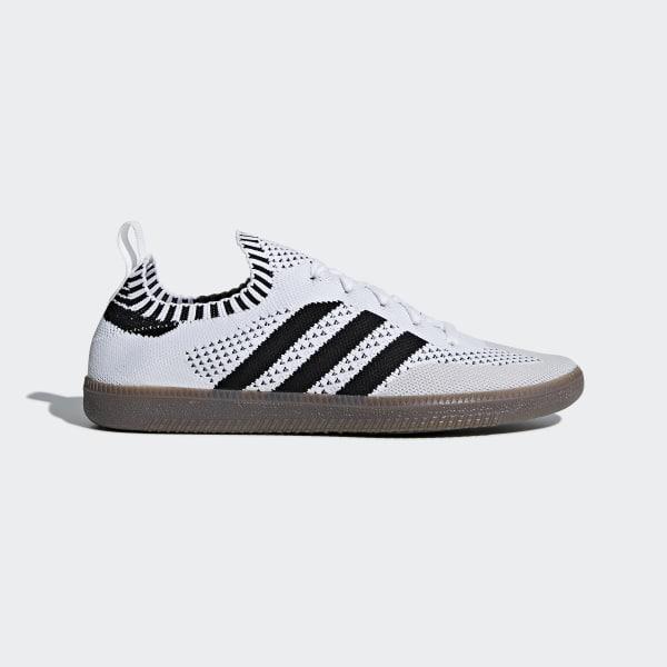 Chaussure Samba Sock Primeknit blanc CQ2217