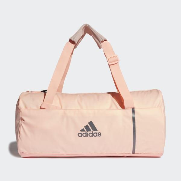 Convertible Training Duffel Bag Medium Orange DM7783