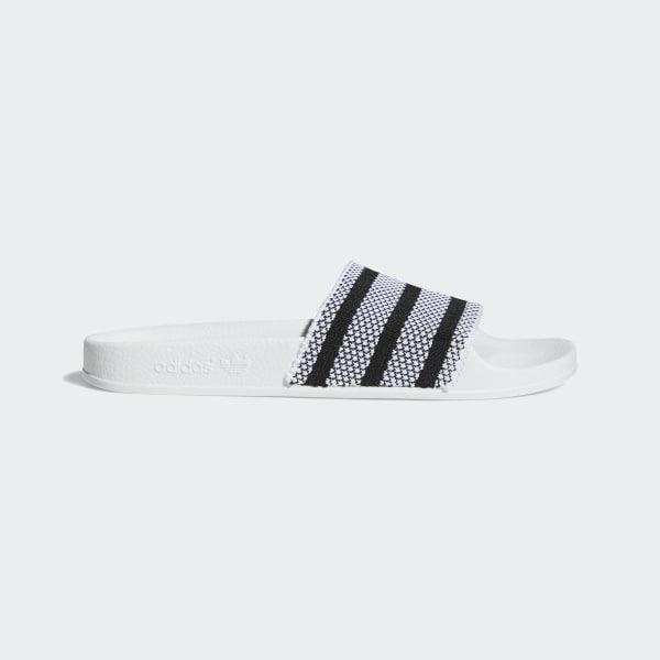 adilette Slides White BB0119