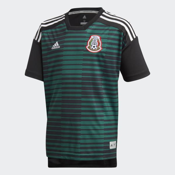 Mexico Pre-Match Jersey Green CF1545