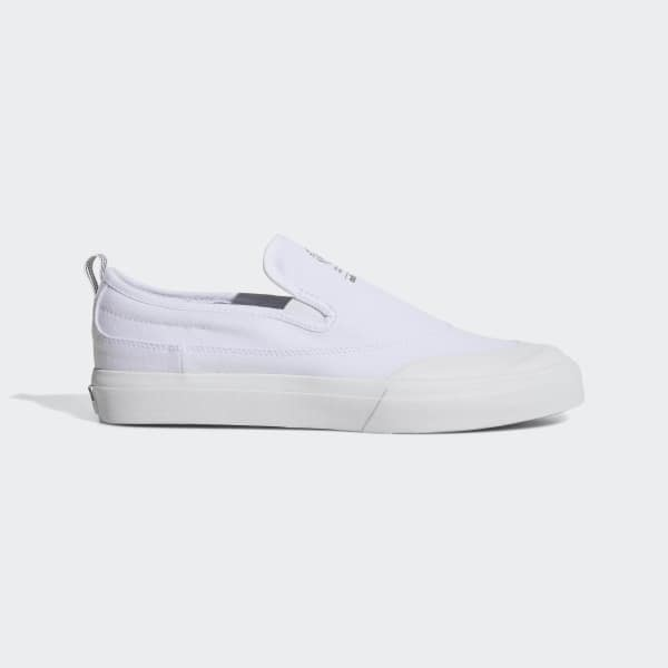 Matchcourt Slip-On ADV Shoes White F37386